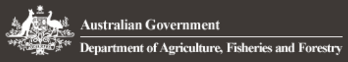 Dep of Agriculture